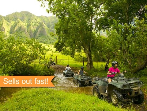 ATV Tour Package
