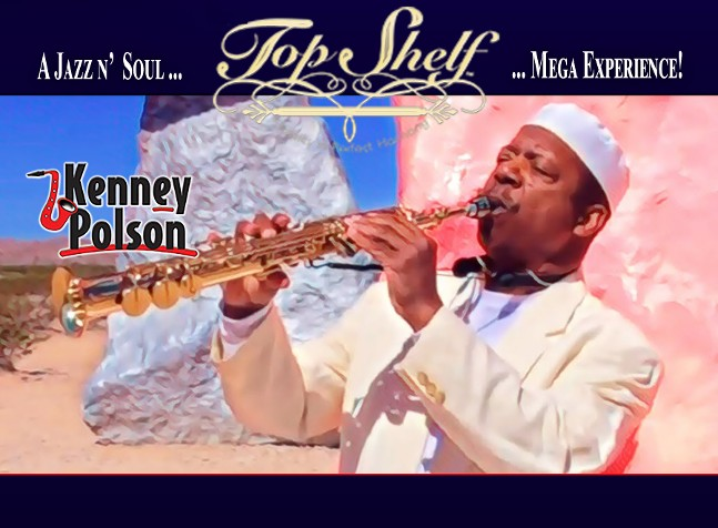 Kenney Polson! Top Shelf Classics' Musical Voyage!  Dinner Show n' Dancing, Hilton Hawaiian Village