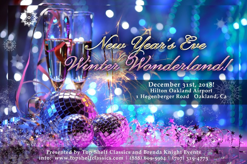 New Year's Eve Winter Wondeland Event